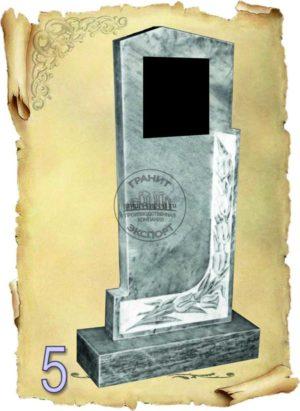 Памятник из мрамора №5